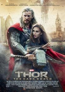 Thor: O Mundo Sombrio - Poster / Capa / Cartaz - Oficial 14
