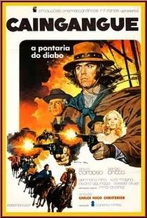 Caingangue, A Pontaria do Diabo - Poster / Capa / Cartaz - Oficial 1