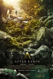 Depois da Terra - Poster / Capa / Cartaz - Oficial 2