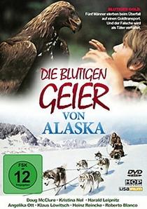 Os Sanguinários Lobos do Alaska - Poster / Capa / Cartaz - Oficial 3