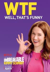 Unbreakable Kimmy Schmidt (2ª Temporada) - Poster / Capa / Cartaz - Oficial 9