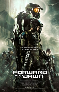 Halo 4: Em Direção ao Amanhecer - Poster / Capa / Cartaz - Oficial 1