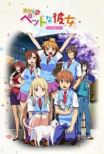 Sakurasou no Pet na Kanojo - Poster / Capa / Cartaz - Oficial 7