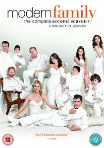 Família Moderna (2ª Temporada) - Poster / Capa / Cartaz - Oficial 3