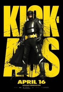 Kick-Ass - Quebrando Tudo - Poster / Capa / Cartaz - Oficial 26