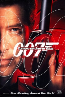 007 - O Amanhã Nunca Morre - Poster / Capa / Cartaz - Oficial 2
