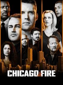 Heróis Contra o Fogo (7ª Temporada) - Poster / Capa / Cartaz - Oficial 1