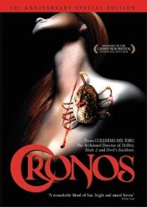 Cronos - Poster / Capa / Cartaz - Oficial 8