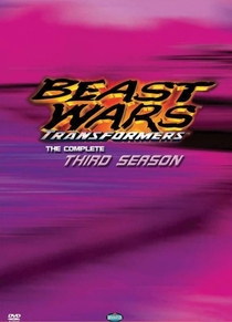 Beast Wars: Guerreiros Virtuais (3ª Temporada) - Poster / Capa / Cartaz - Oficial 1