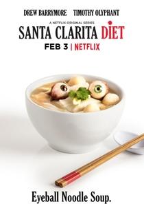 Santa Clarita Diet (1ª Temporada) - Poster / Capa / Cartaz - Oficial 10