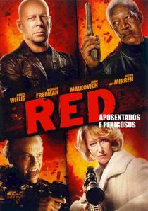 Red - Aposentados e Perigosos - Poster / Capa / Cartaz - Oficial 3