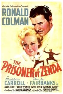 O Prisioneiro de Zenda  - Poster / Capa / Cartaz - Oficial 1