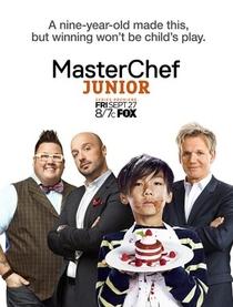 MasterChef Junior (US) (2ª Temporada) - Poster / Capa / Cartaz - Oficial 1