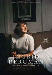 Eu Sou Ingrid Bergman - Poster / Capa / Cartaz - Oficial 2