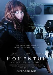 Momentum - Poster / Capa / Cartaz - Oficial 7