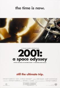 2001: Uma Odisseia no Espaço - Poster / Capa / Cartaz - Oficial 7