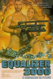 Equalizer 2000 - O Dominador do Futuro - Poster / Capa / Cartaz - Oficial 3