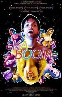 Kaboom - Poster / Capa / Cartaz - Oficial 1