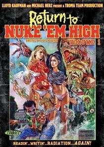 Return to Nuke 'Em High - Poster / Capa / Cartaz - Oficial 2