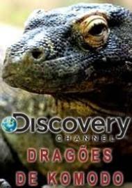 Dragões de Komodo (Discovery Channel) - Poster / Capa / Cartaz - Oficial 1