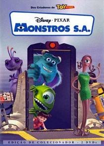 Monstros S.A. - Poster / Capa / Cartaz - Oficial 5