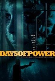 Dias de Poder - Poster / Capa / Cartaz - Oficial 2