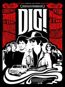 Dig! - Poster / Capa / Cartaz - Oficial 1
