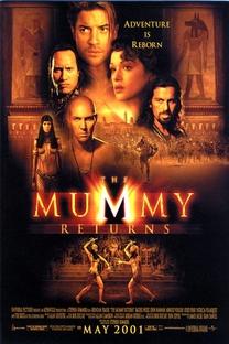 O Retorno da Múmia - Poster / Capa / Cartaz - Oficial 1