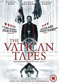 Exorcistas do Vaticano - Poster / Capa / Cartaz - Oficial 4