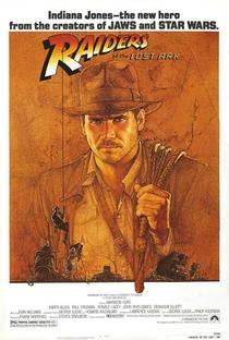 Indiana Jones e os Caçadores da Arca Perdida - Poster / Capa / Cartaz - Oficial 2