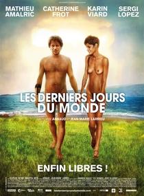 Les Derniers Jours Du Monde - Poster / Capa / Cartaz - Oficial 2