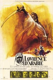 Lawrence da Arábia - Poster / Capa / Cartaz - Oficial 6