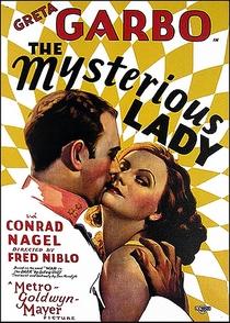 A Dama Misteriosa - Poster / Capa / Cartaz - Oficial 5