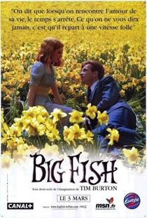 Peixe Grande e Suas Histórias Maravilhosas - Poster / Capa / Cartaz - Oficial 4