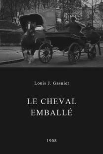 Le Cheval Emballé - Poster / Capa / Cartaz - Oficial 1