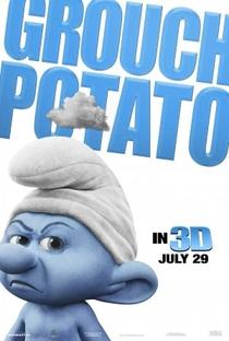 Os Smurfs - Poster / Capa / Cartaz - Oficial 14