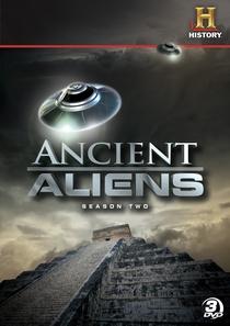 Alienígenas do Passado (2ª Temporada) - Poster / Capa / Cartaz - Oficial 1