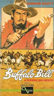 O Herói do Oeste - Poster / Capa / Cartaz - Oficial 1