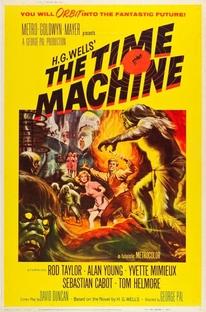 A Máquina do Tempo - Poster / Capa / Cartaz - Oficial 4