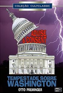 Tempestade Sobre Washington - Poster / Capa / Cartaz - Oficial 2