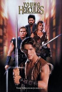 O Jovem Hércules (1ª Temporada) - Poster / Capa / Cartaz - Oficial 4