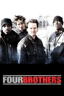 Quatro Irmãos - Poster / Capa / Cartaz - Oficial 7