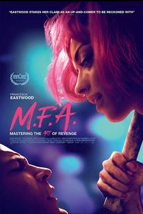M.F.A - Poster / Capa / Cartaz - Oficial 1