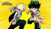 Boku no Hero Academia (1ª Temporada) - Poster / Capa / Cartaz - Oficial 4