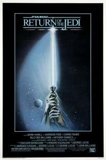 Star Wars: Episódio VI - O Retorno de Jedi - Poster / Capa / Cartaz - Oficial 1