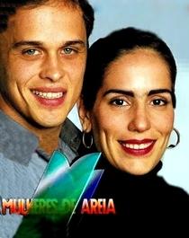 Mulheres de Areia - Poster / Capa / Cartaz - Oficial 7