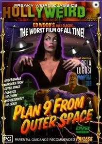 Plano 9 do Espaço Sideral - Poster / Capa / Cartaz - Oficial 6