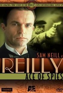 Reilly, O Maior dos Espiões – O Caso da Mulher Casada - Poster / Capa / Cartaz - Oficial 1