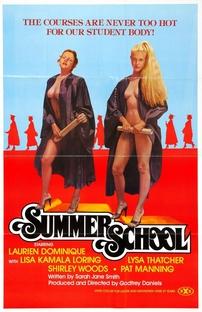 Summer School - Poster / Capa / Cartaz - Oficial 1