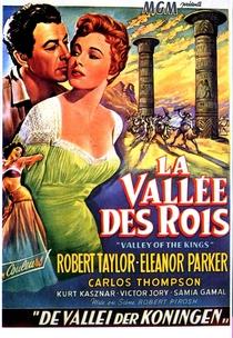 O Vale dos Reis - Poster / Capa / Cartaz - Oficial 2